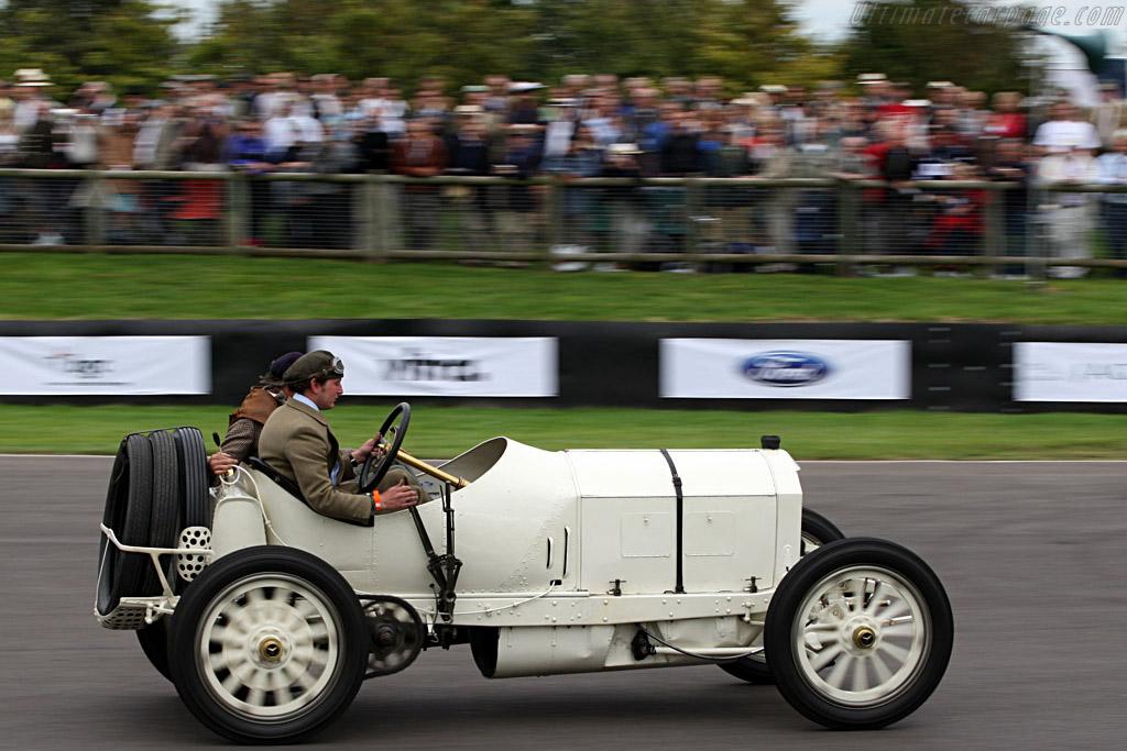Mercedes Grand Prix    - 2007 Goodwood Revival