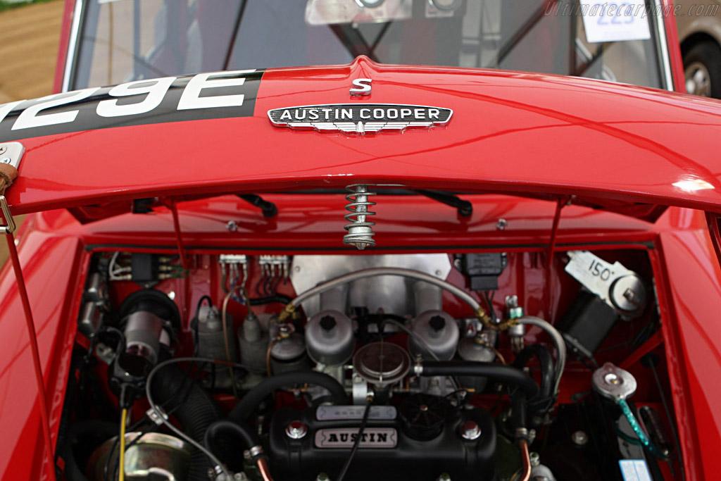Mini Cooper S    - 2007 Goodwood Revival