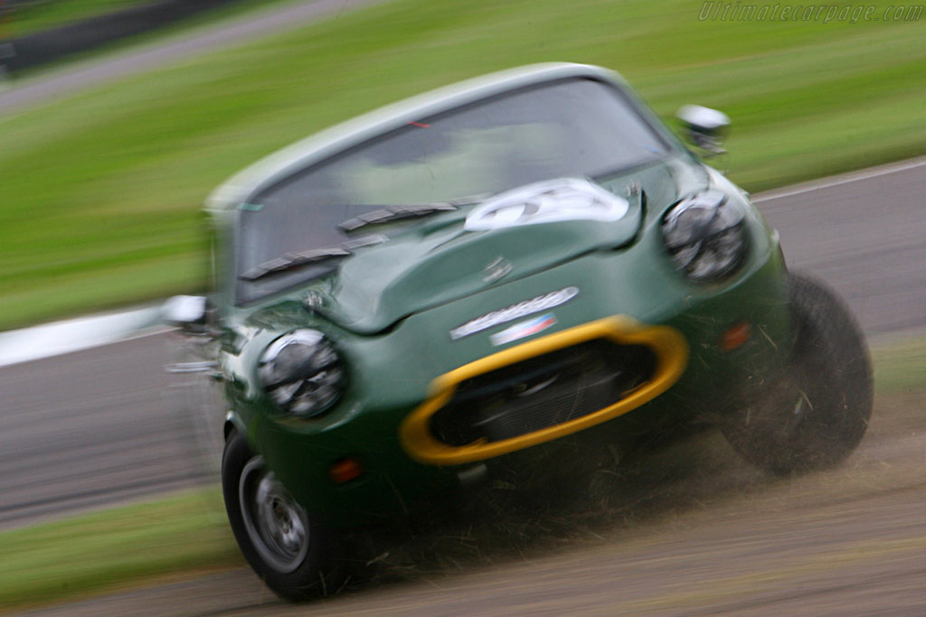 Mini Jem GT    - 2007 Goodwood Revival