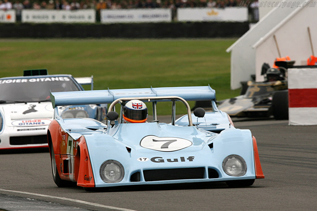 Mirage GR7 Cosworth - Chassis: GR7/701 - Entrant: Marc Devis - Driver: Derek Bell  - 2007 Goodwood Revival