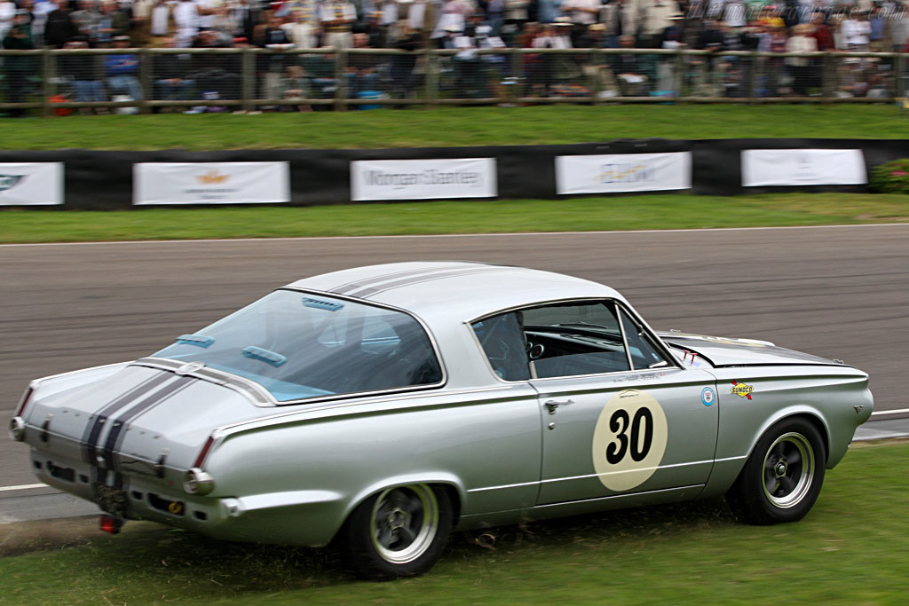 Plymouth Barracuda 2007 Goodwood Revival