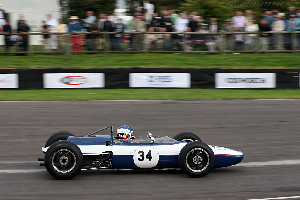 Scirocco BRM - Chassis: SP-1-63   - 2007 Goodwood Revival