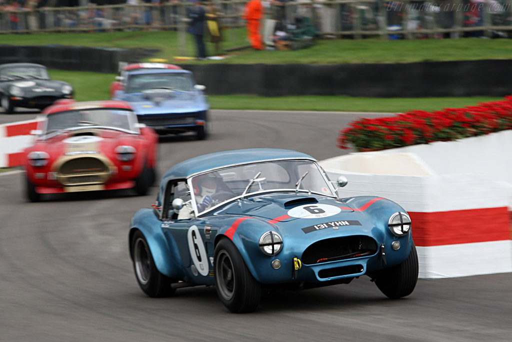Shelby Cobra    - 2007 Goodwood Revival