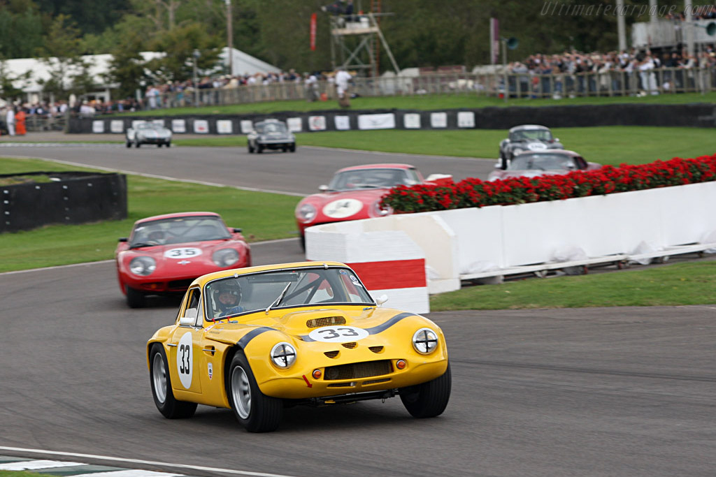 TVR Griffith    - 2007 Goodwood Revival
