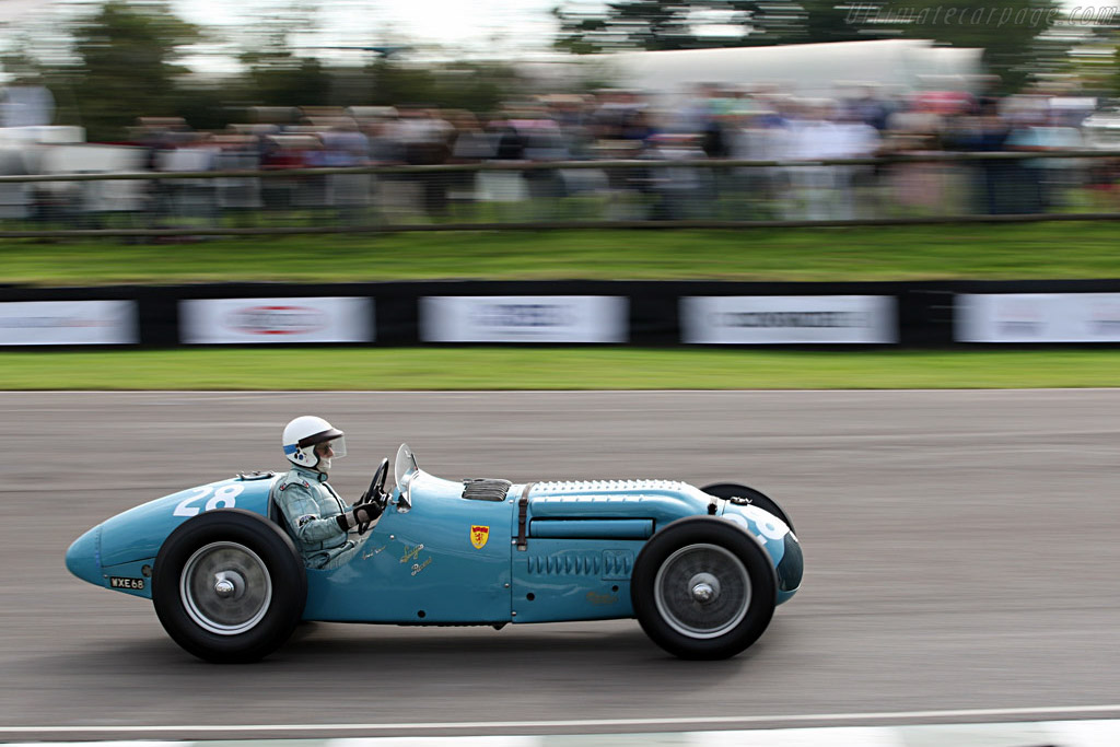 Talbot Lago T26C - Chassis: 110004   - 2007 Goodwood Revival