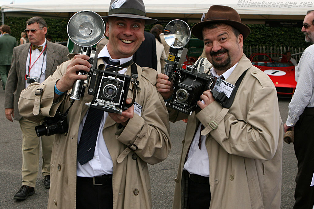 Welcome to Goodwood    - 2007 Goodwood Revival