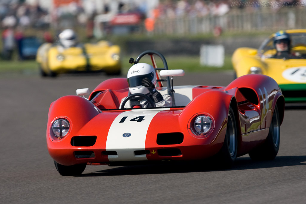 Elva Mk8 BMW - Ultimatecarpage.com - Images, Specifications and Information