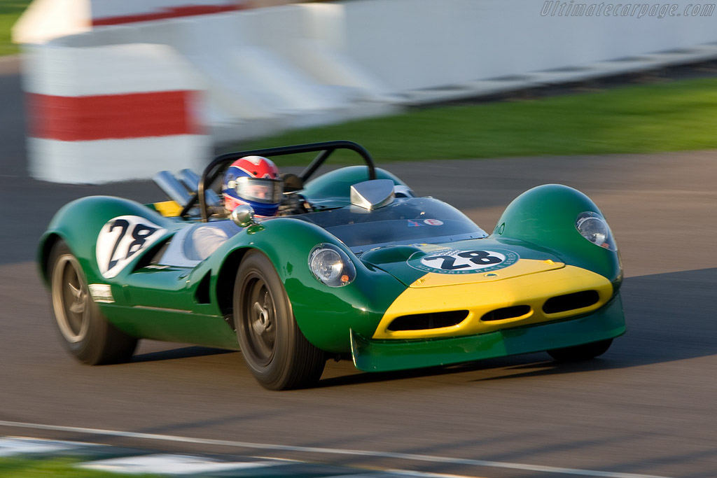 Race Car Trophy >> Lotus 30/40 - 2008 Goodwood Revival