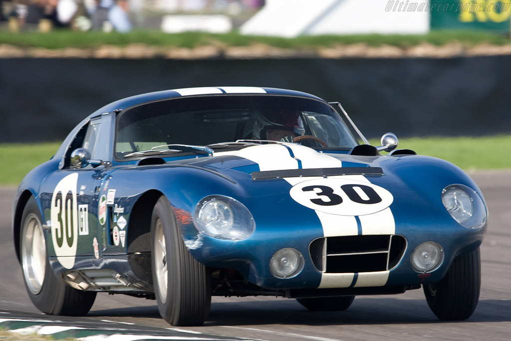 AC Cobra Daytona Coupe - Chassis: CSX2300   - 2008 Goodwood Revival