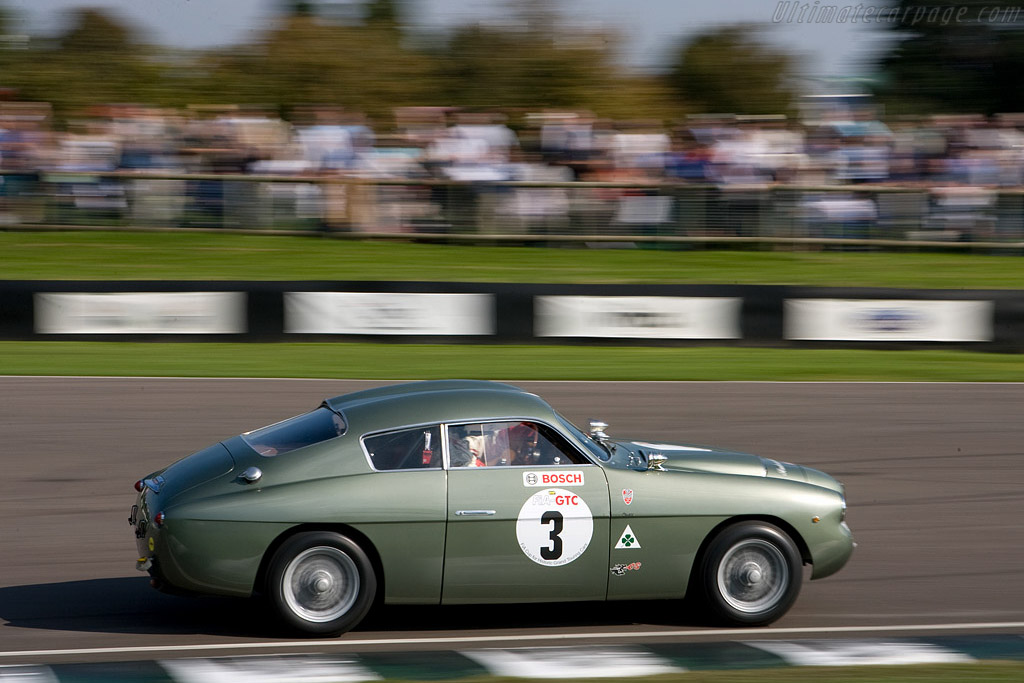 Alfa Romeo 1900 CSS Zagato    - 2008 Goodwood Revival
