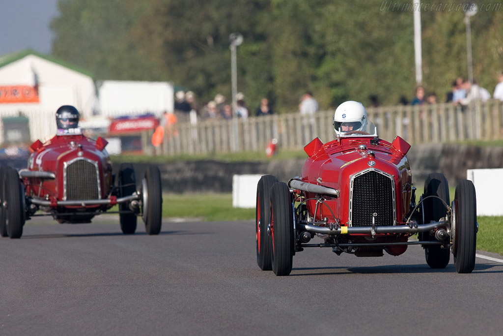 Alfa Romeo Tipo B P3 - Chassis: 50006   - 2008 Goodwood Revival