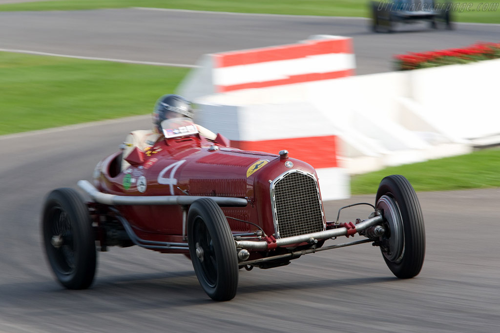 Alfa Romeo Tipo B P3 - Chassis: 5002   - 2008 Goodwood Revival