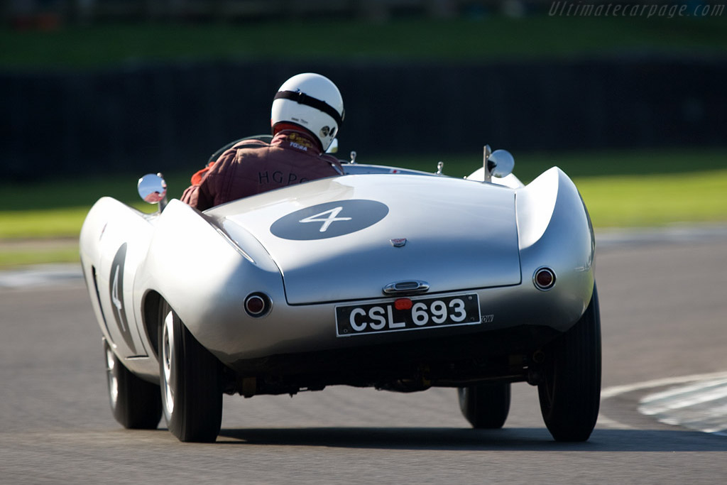 Arnolt Bristol Bolide - Chassis: 404/X/3072   - 2008 Goodwood Revival