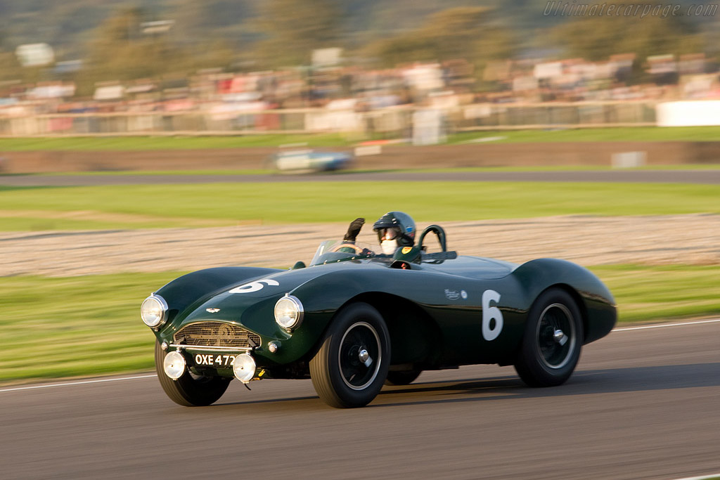 Aston Martin DB3S    - 2008 Goodwood Revival