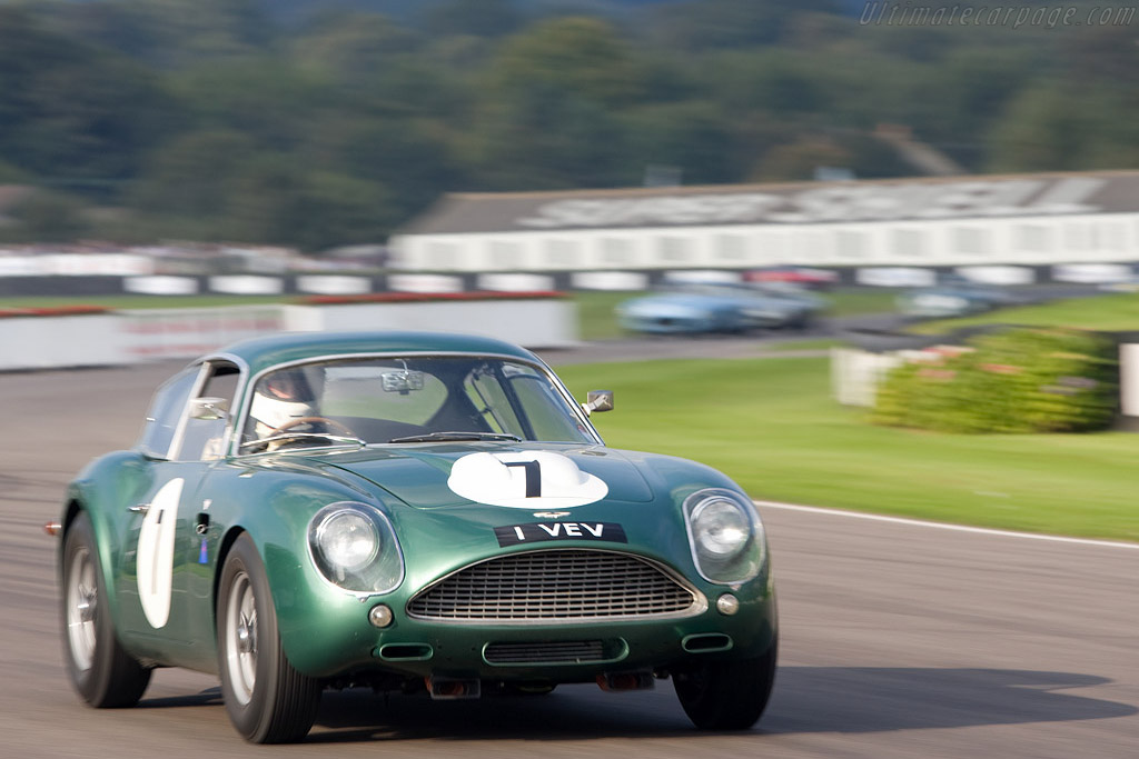 Aston Martin DB4 GT Zagato - Chassis: DB4GT/0182/R   - 2008 Goodwood Revival