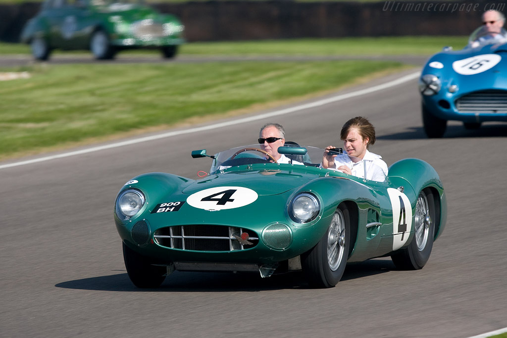 Aston Martin DBR1 - Chassis: DBR1/4   - 2008 Goodwood Revival