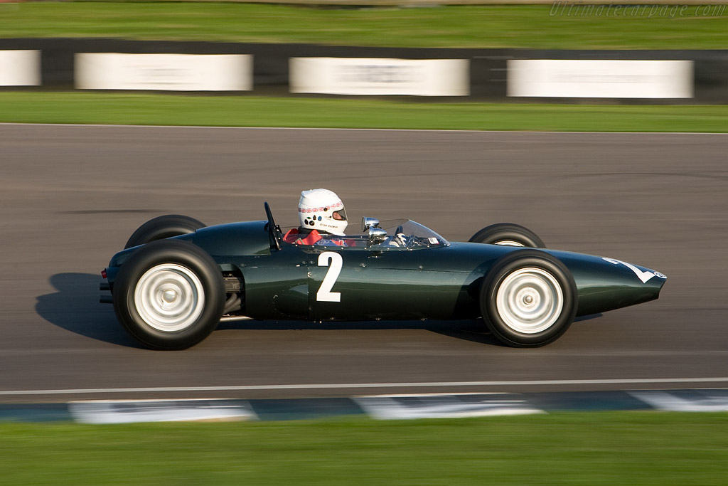 BRM P578 - Chassis: 5781 - Driver: Brian Redman  - 2008 Goodwood Revival