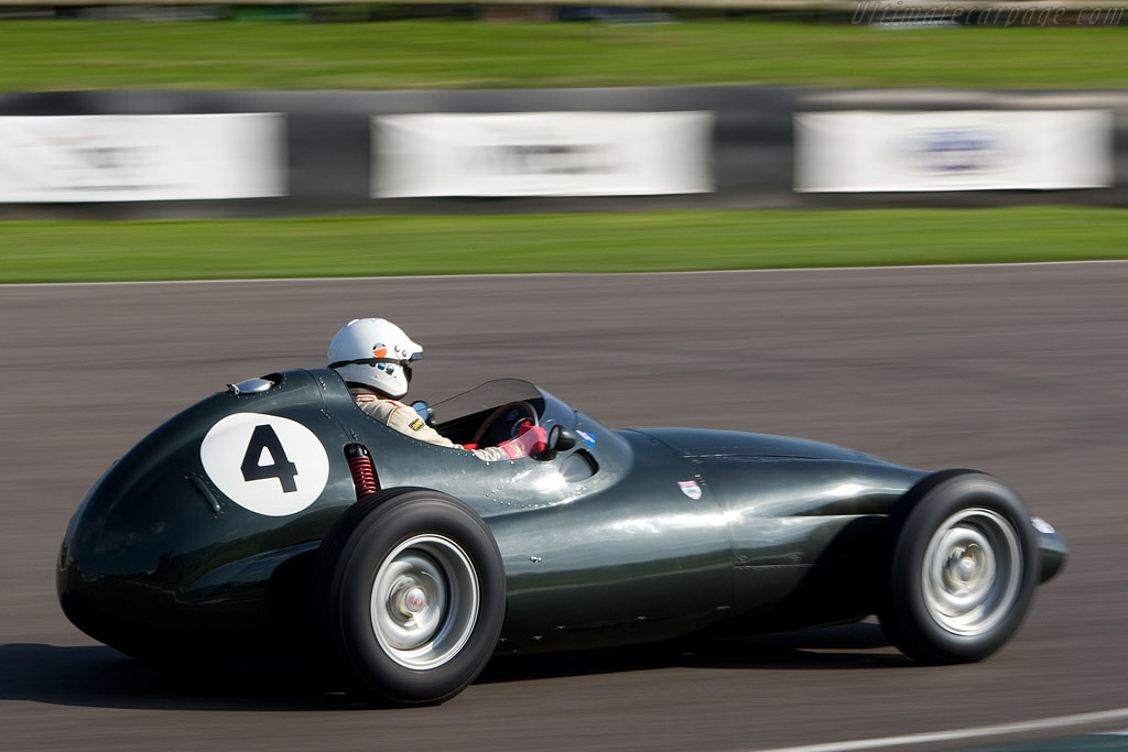 BRM Type 25    - 2008 Goodwood Revival