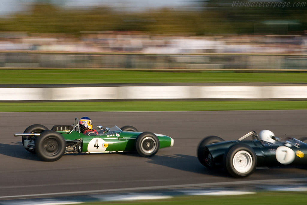 Brabham BT11 Climax - Chassis: F1-5-64   - 2008 Goodwood Revival