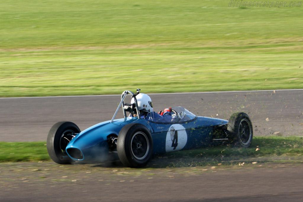 Brabham BT2 Ford    - 2008 Goodwood Revival
