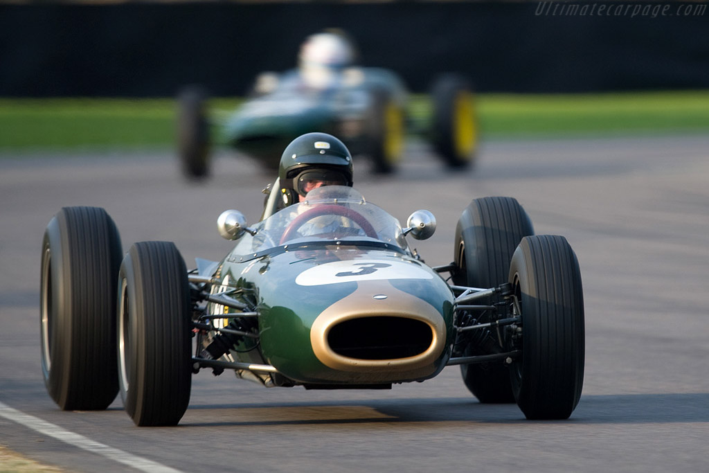 Brabham BT7 Climax - Chassis: F1-1-63   - 2008 Goodwood Revival