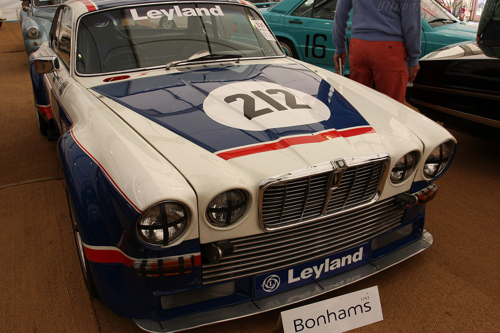Broadspeed Jaguar XJ12    - 2008 Goodwood Revival