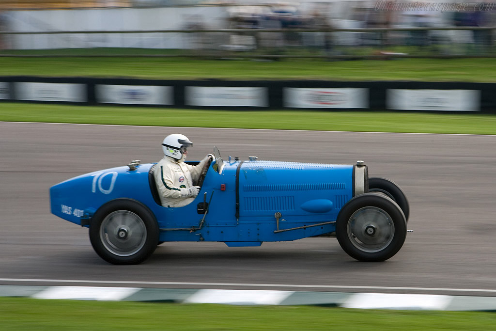 Bugatti Type 54 - Chassis: 54201   - 2008 Goodwood Revival