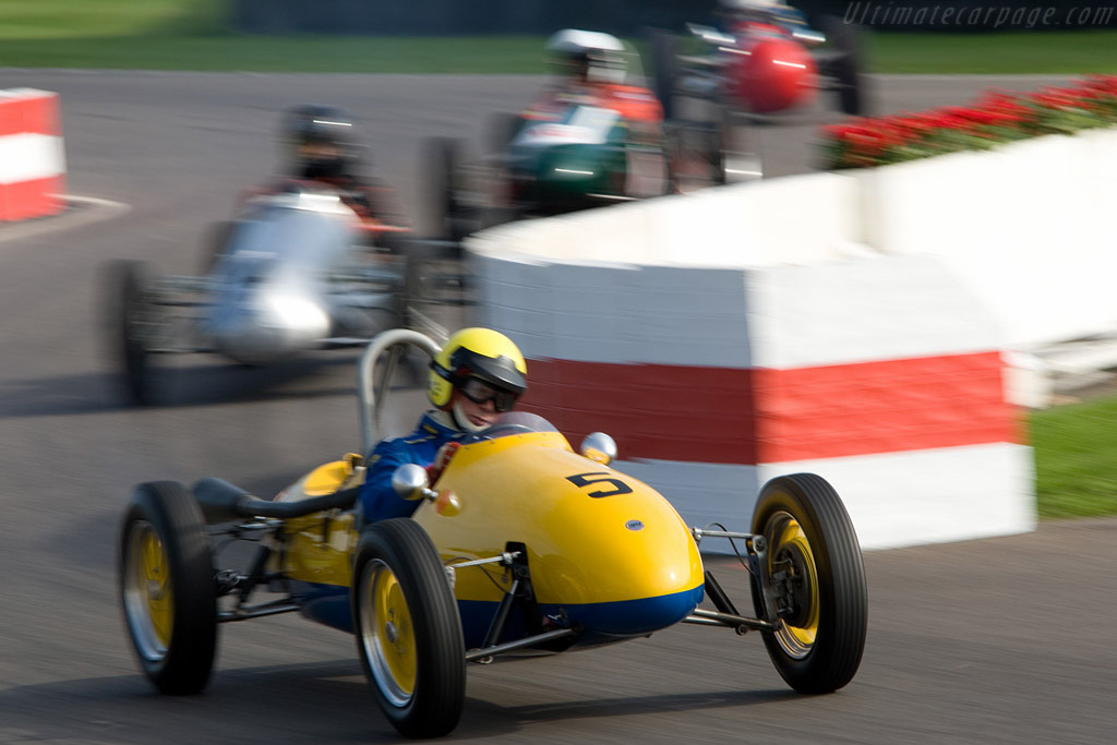 Cooper Mk8 Jap    - 2008 Goodwood Revival