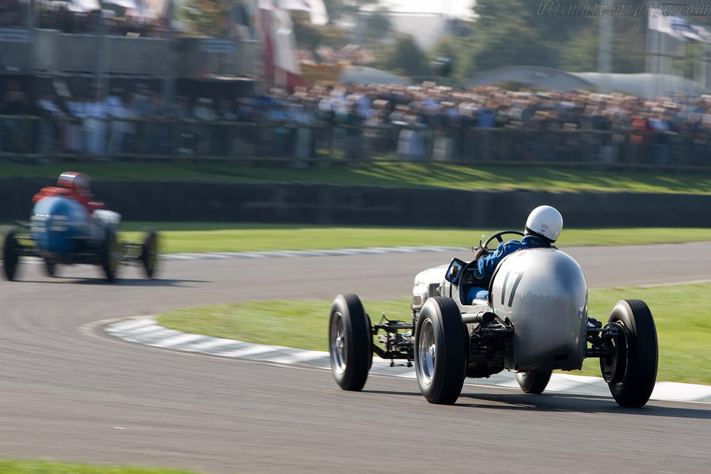 ERA R11B - Chassis: R11B   - 2008 Goodwood Revival