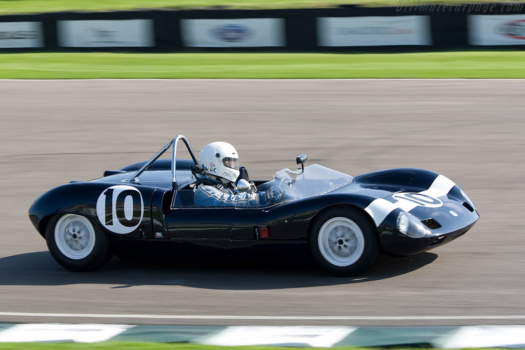 Elva Mk7s BMW - Chassis: 70/059   - 2008 Goodwood Revival