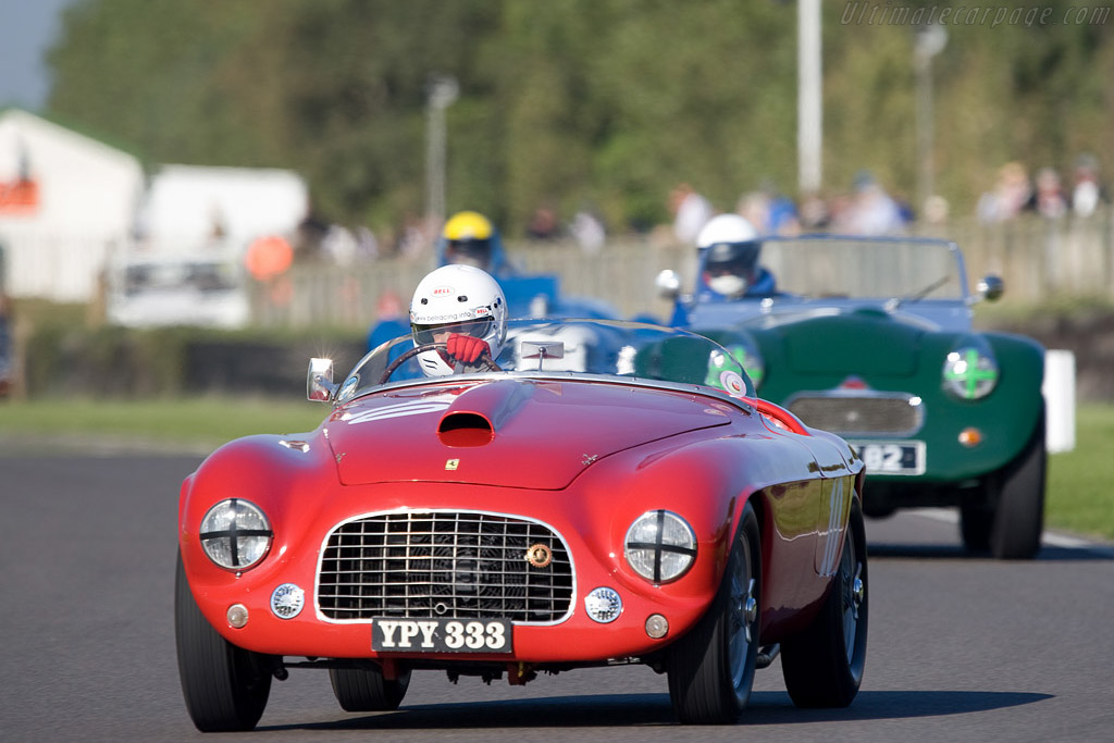 Ferrari 166 MM Barchetta - Chassis: 0040M   - 2008 Goodwood Revival