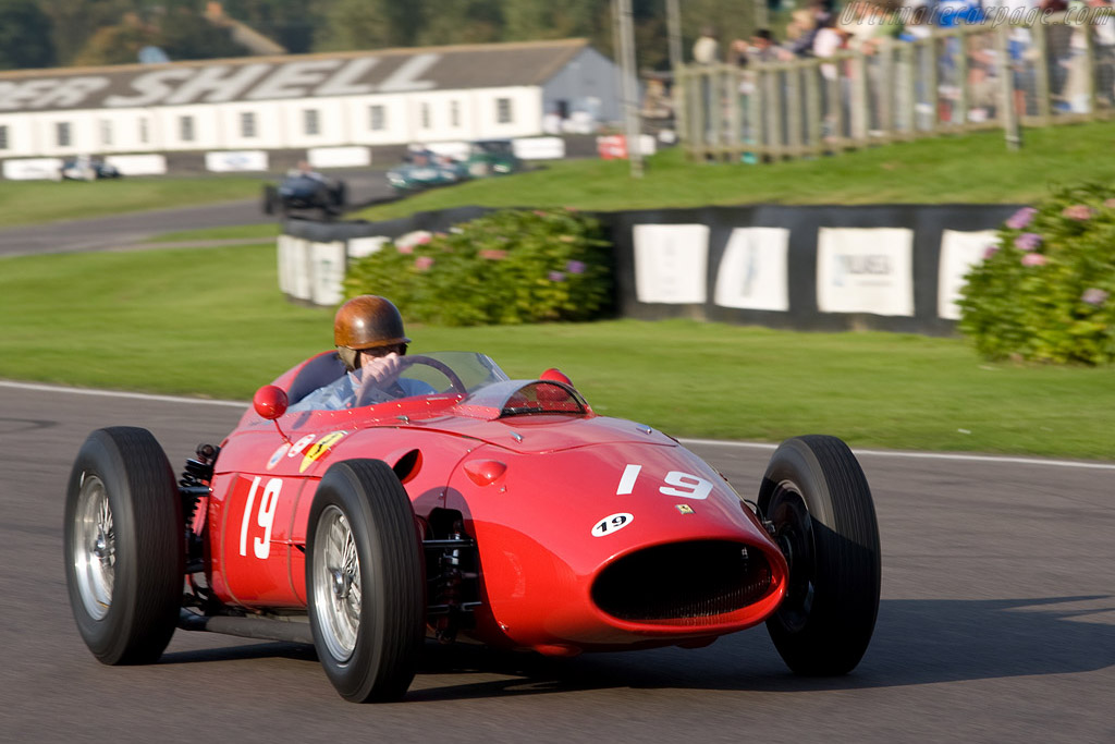 Ferrari 246 Dino F1    - 2008 Goodwood Revival