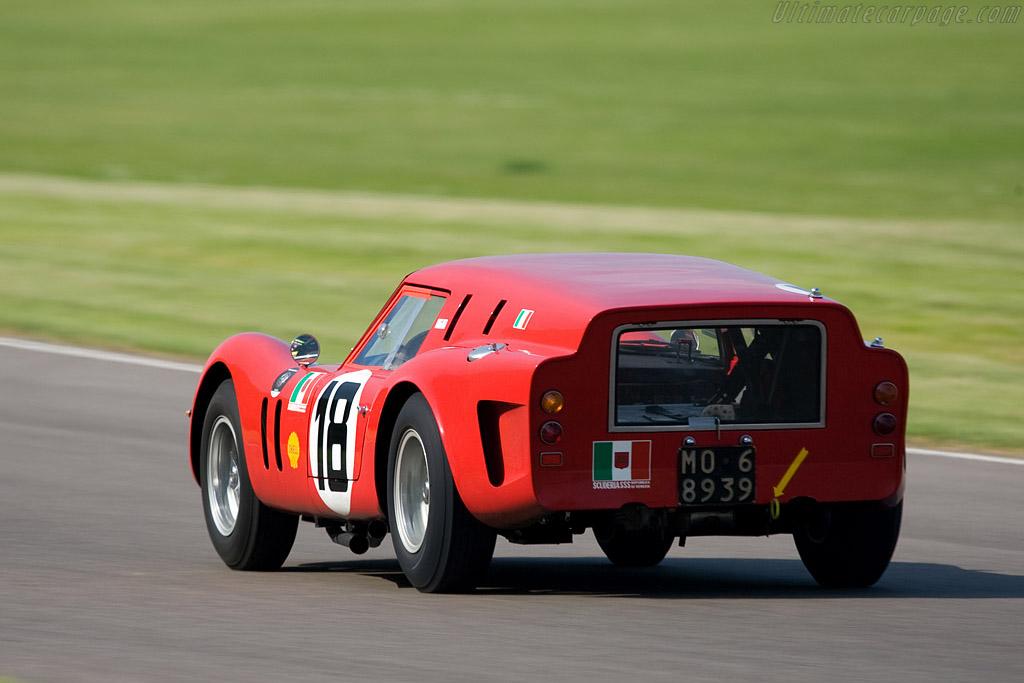 Ferrari 250 GT 'Breadvan' - Chassis: 2819GT   - 2008 Goodwood Revival