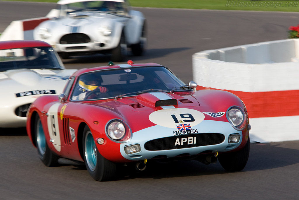 Ferrari 250 GTO '64 - Chassis: 4399GT   - 2008 Goodwood Revival