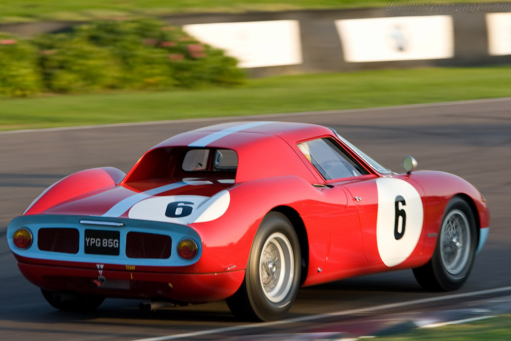 Ferrari 250 LM - Chassis: 5907   - 2008 Goodwood Revival