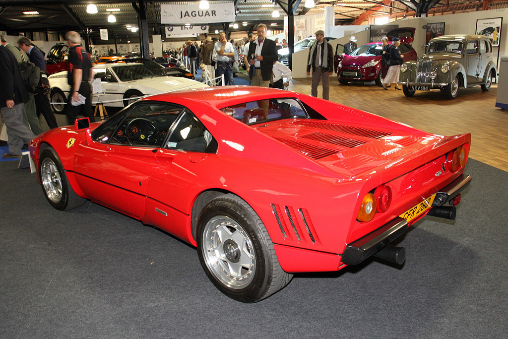 Ferrari 288 GTO    - 2008 Goodwood Revival