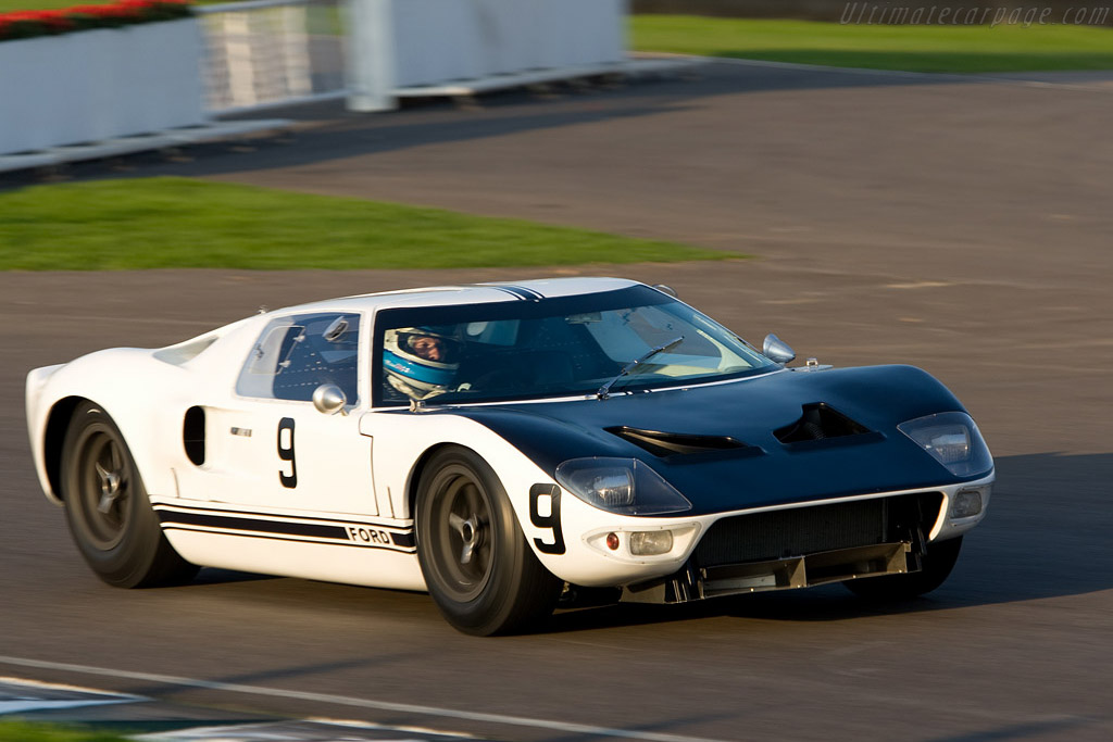 Ford GT Prototype - Chassis: GT/105   - 2008 Goodwood Revival
