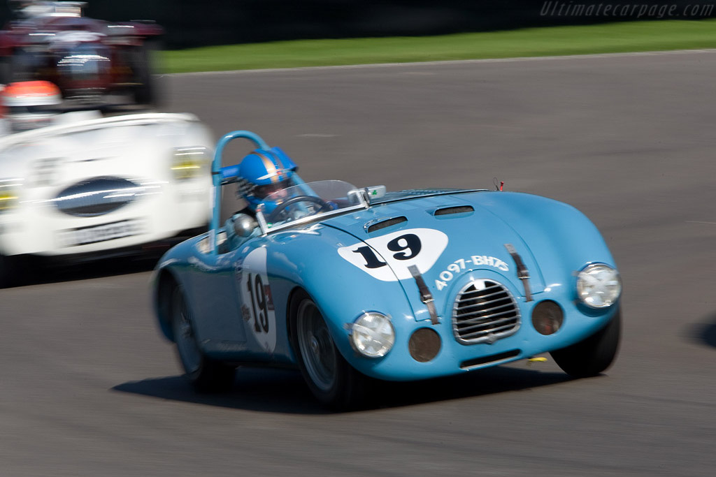 Gordini Type 23S    - 2008 Goodwood Revival