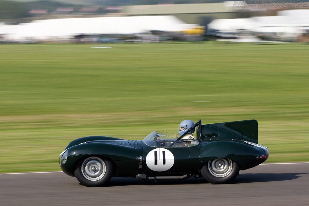 Jaguar D-Type - Chassis: XKD 406   - 2008 Goodwood Revival