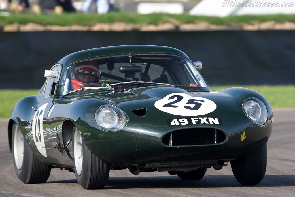 Jaguar E-Type Lightweight Low Drag - Chassis: S850663   - 2008 Goodwood Revival