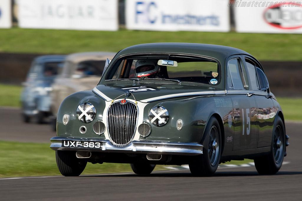 Jaguar MkI    - 2008 Goodwood Revival
