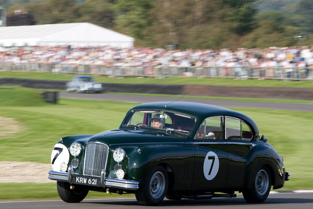 Jaguar MkVII    - 2008 Goodwood Revival