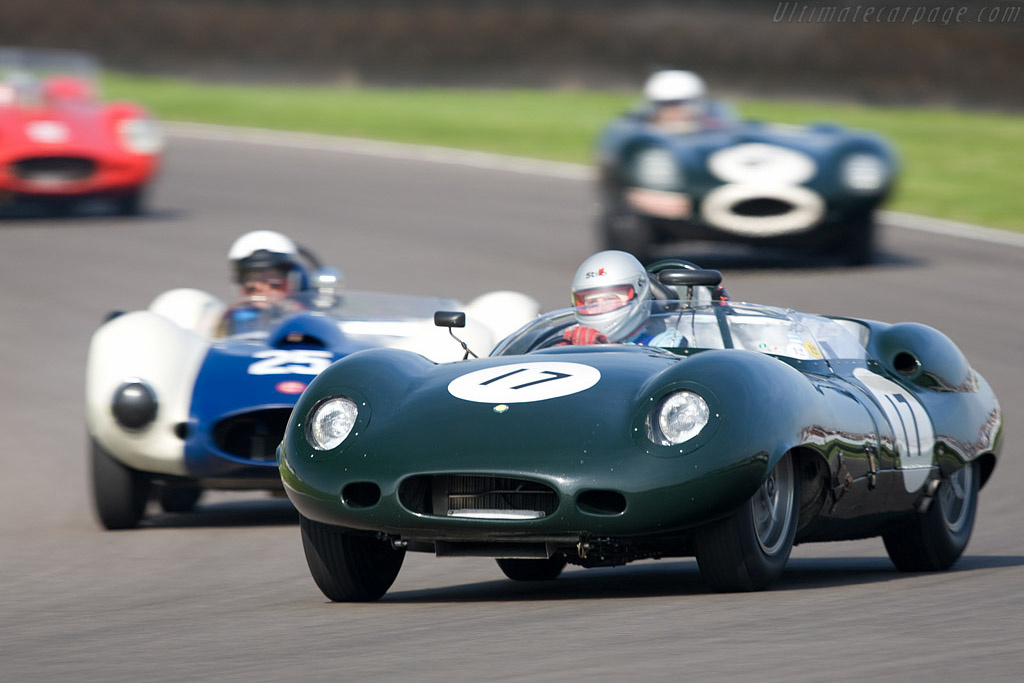 Lister Costin Jaguar    - 2008 Goodwood Revival