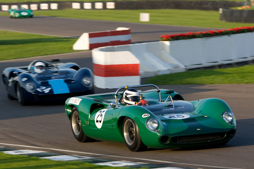 Lola T70 Spyder - Chassis: SL70/7   - 2008 Goodwood Revival