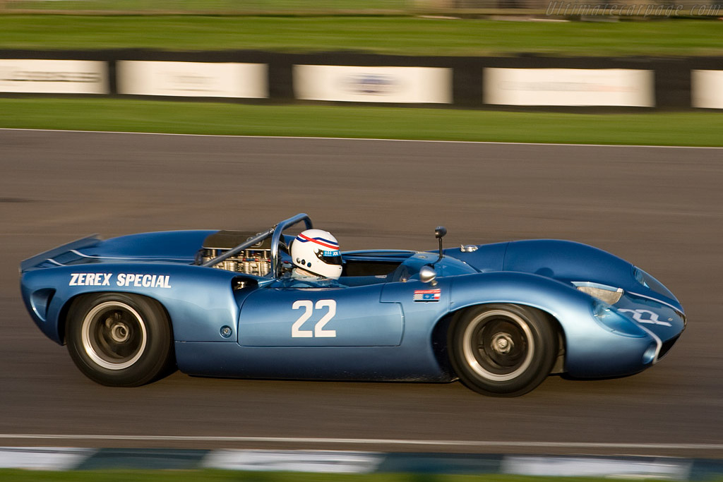 Lola T70 Spyder - Chassis: SL70/13   - 2008 Goodwood Revival