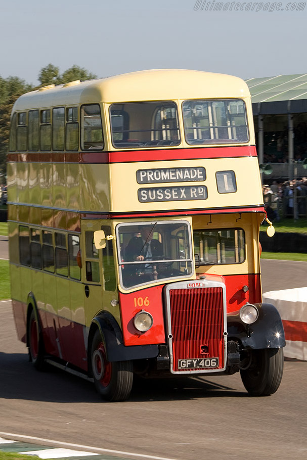 London Bus    - 2008 Goodwood Revival