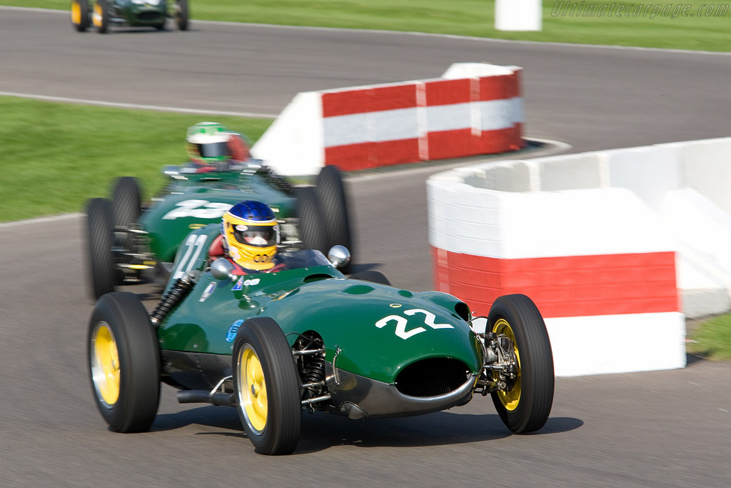 Lotus 16 - Chassis: 364   - 2008 Goodwood Revival