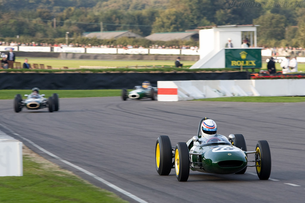Lotus 21 Climax    - 2008 Goodwood Revival