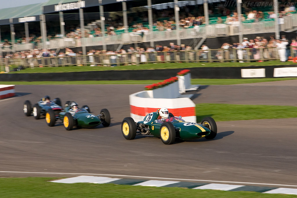Lotus 24 Climax - Chassis: 950   - 2008 Goodwood Revival