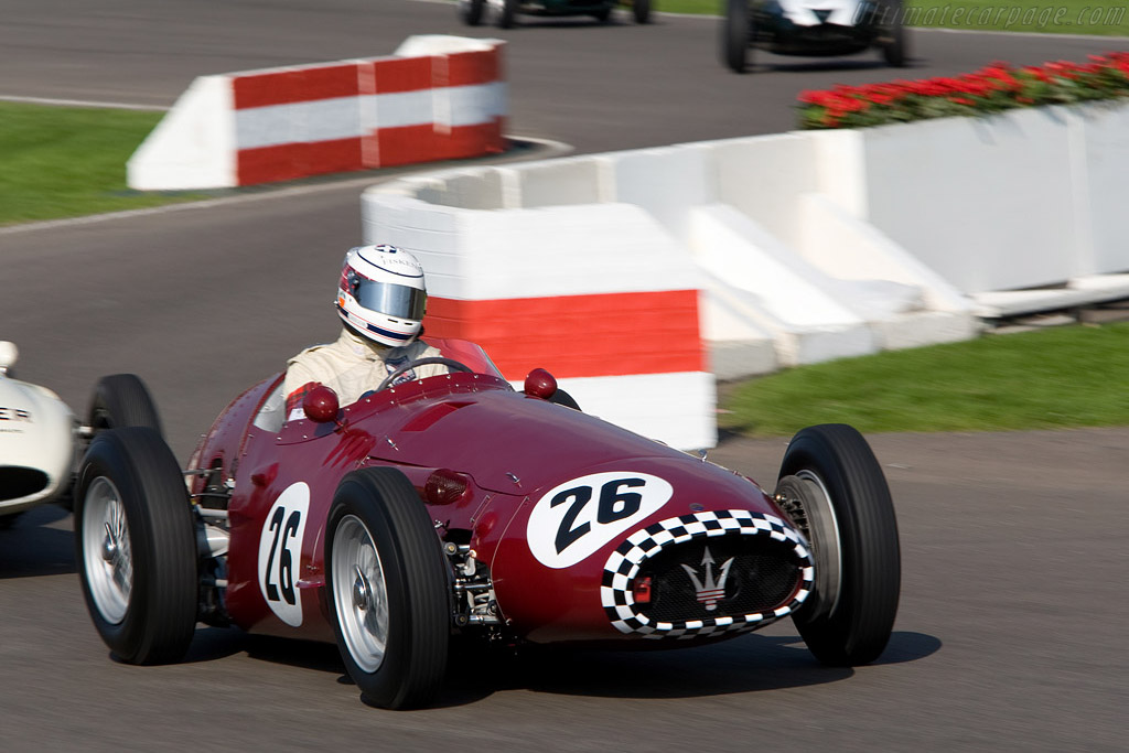 Maserati 250F - Chassis: 2521   - 2008 Goodwood Revival